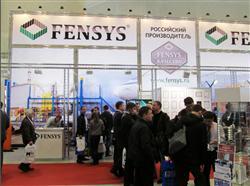 Fensys на 19 Московской Международной выставке