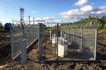 Реконструкция объектов инфраструктуры РЛС в Калининградской области